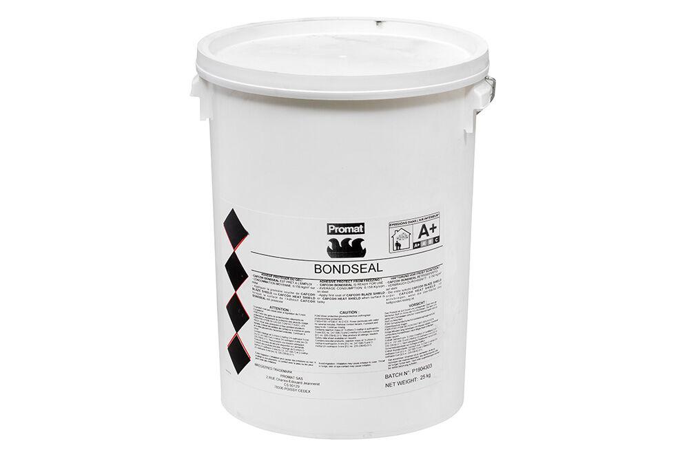 Látex adhesivo/sellador copolímero de acrilo-estireno, referencia BONDSEAL® de Promat