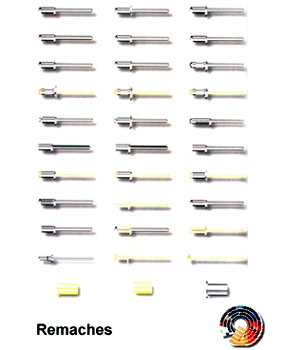 Bralo s a productos construnario for Precio de remaches de aluminio