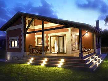 Eurocasa casas prefabricadas productos construnario for Catalogo casas prefabricadas