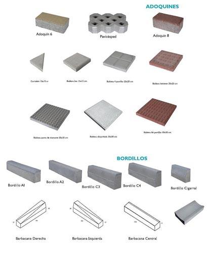 Prensagra comercial de materiales s l productos construnario - Medidas de baldosas ...