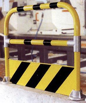 Soluciones de protecci n l der s l productos for Barandas de seguridad