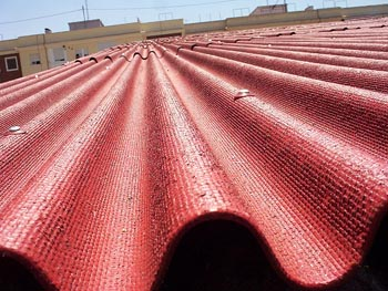 la velocidad en el movimiento chapas onduladas para tejado