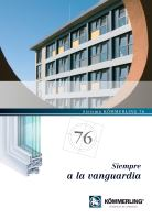 Ebook Sistema Kommerling 76
