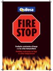 Ebook Catálogo Productos Fire Stop