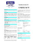 Ebook Unifix M-75