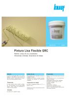 Ebook Pintura lisa flexible GRC - Febrero 2008