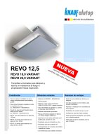 Ebook Trampilla Revo 12,5