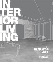 Ebook Interior Living by Ultratop Loft