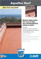 Ebook Aquaflex Roof