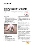 Ebook PCI Pericolor Epoxy B (Rigamuls B)