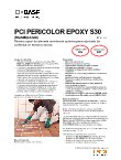 Ebook PCI Pericolor Epoxy S30 (Rigamuls S30)