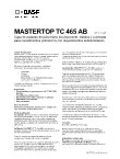 Ebook Mastertop TC 465 AB