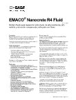 Ebook Emaco Nanocrete R4 Fluid