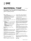 Ebook Masterseal F1022 F