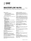 Ebook Masterflow 160 RG