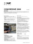 Ebook Concresive 2600