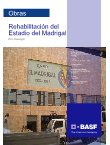 Ebook Rehabilitación del Estadio del Madrigal