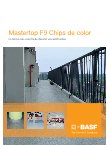 Ebook Mastertop F9 chips de color