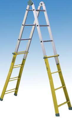 Plabell comercial s l noticias construnario for Escalera telescopica tipo tijera