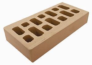 Piera ecocer mica presenta en construmat 39 09 su nueva gama de ladrillos cara vista ecoclinkers - Dimensiones ladrillo cara vista ...