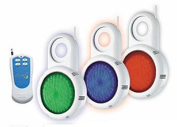 Productos qp lanza al mercado el nuevo foco led para for Luces para piscinas sin instalacion