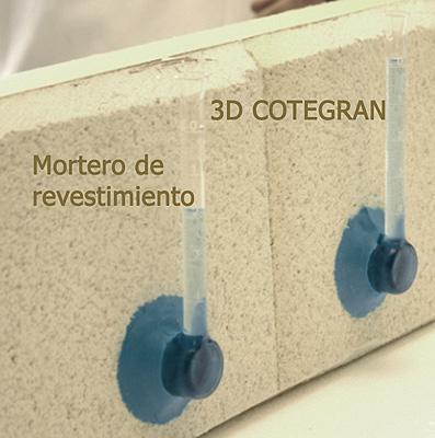3d cotegran de parex la nueva generaci n de - Mortero para fachadas ...