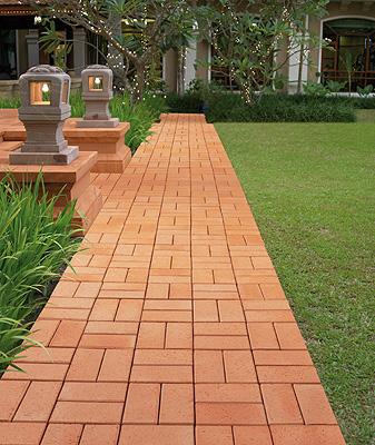 Klinker greco presenta dos nuevas colecciones de adoquines for Pavimentos para jardines exteriores