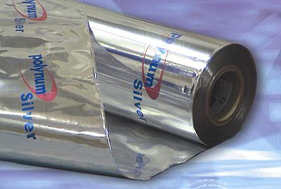 Polynum silver el mejor aislante t rmico para conductos - Aislante de calor para techos ...
