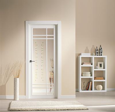Puertas sanrafael noticias construnario for Puertas interiores de aluminio y cristal