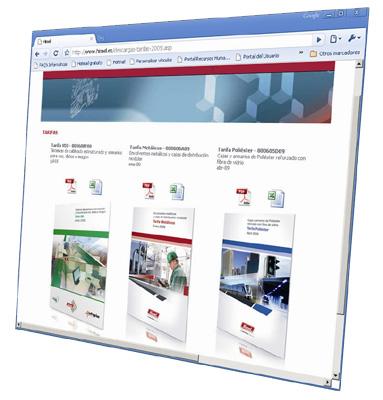 Himel by schneider electric presenta en su p gina web su nueva tarifa de cajas y armarios de - Armarios electricos himel ...