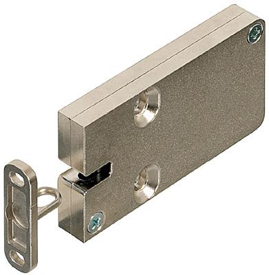 Cerradura el ctrica para muebles efl 3 de h fele - Cerraduras para armarios ...