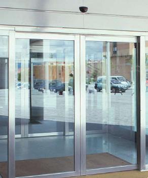 Clemsa ampl a su gama de puertas autom ticas de cristal for Puertas automaticas de cristal precios
