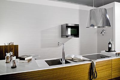 Street el nuevo revestimiento para cocinas de porcelanosa for Revestimientos pared cocina