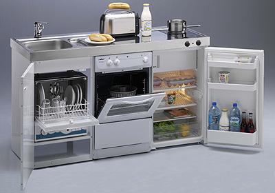 Stengel ib rica lanza al mercado una nueva mini cocina de for Cucina sunnersta