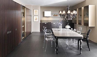 Liv 39 in de schmidt fusiona sal n y cocina siguiendo las - Ultimas tendencias en decoracion de salones ...