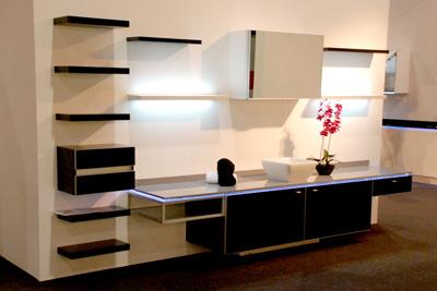 La iluminaci n led de emuca le da vida al mueble - Iluminacion para muebles ...