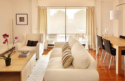 Color blanco roto para las paredes interiores3de for Paredes blanco roto
