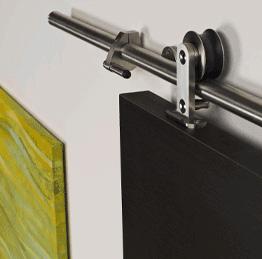 Saheco lanza el nuevo sistema de hojas para puertas - Mecanismo puerta corredera ...