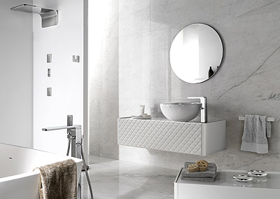 Noken acabados espectaculares para los muebles de ba o - Porcelanosa muebles de bano ...