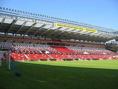 Asientos daplast en el molin n - Estadio del sporting de gijon ...