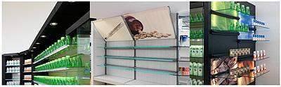 Cefla arredamenti lanza su l nea de equipamiento system25 for Lanza arredamenti