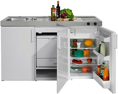 Limatec expone sus productos en la feria sici - Mini cocinas compactas ...