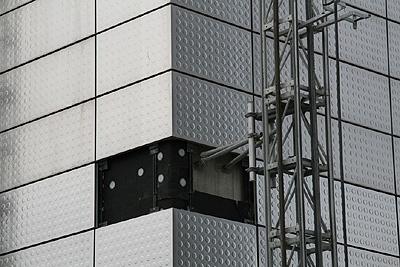 Aislante de fachadas