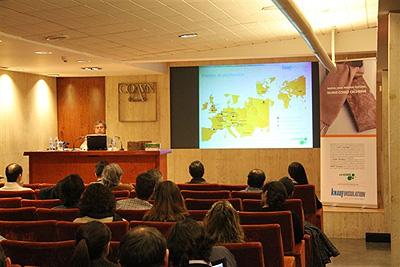 Knauf insulation participa en un ciclo de ponencias en los colegios de arquitectos m s - Colegio arquitectos bilbao ...