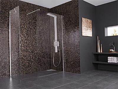 Synergy de ideal standard un nuevo concepto de mampara - Mamparas de ducha de diseno ...