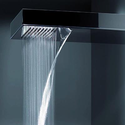 Nuevos modelos de duchas private wellness de gessi - Modelos de duchas ...