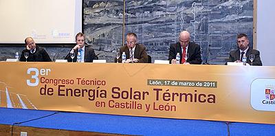 imagen 3º congreso técnico de energia solar térmica