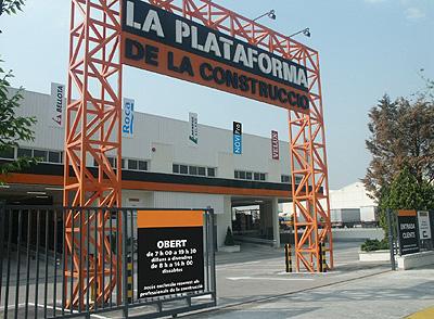 La plataforma de la construcci n abrir un nuevo centro en Empresas de construccion en barcelona