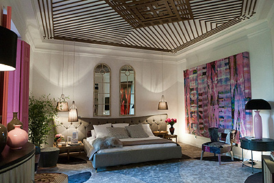 Lutron ilumina los espacios de reconocidos decoradores en - Decoradores en madrid ...