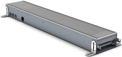 Jaga presenta el nuevo emisor de fr o y calor empotrado en - Radiadores de suelo ...